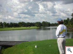 golfen in thailand